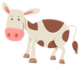 calf farm animal character