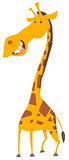 giraffe cartoon animal character