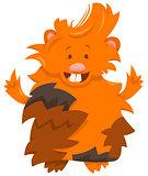 guinea pig cartoon character