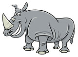 rhinoceros cartoon character