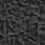 Low poly digital geometric background