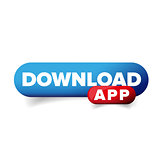 Download App button vector