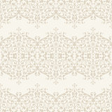 damask seamless pattern background.