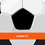 football ball background