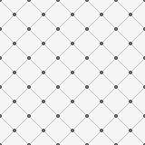 Geometric simple seamless pattern.