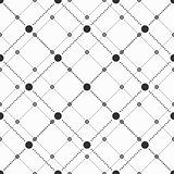 Geometric simple seamless pattern.