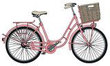 Classic women's bike