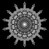 Ornamental Line Pattern. Decorative Texture