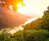 Nature travel landscape