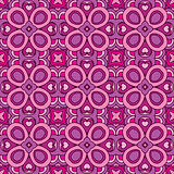 purple damask pattern tiles