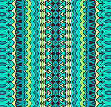 geometric stripes pattern