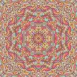 colorful seamless mandala pattern