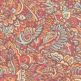 cute vinatge wild floral pattern