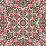 Abstract vintage ethnic seamless pattern