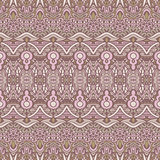 vintage geometric striped seamless pattern