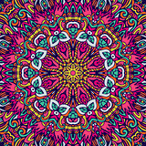 floral colorful mandala vector ethnic pattern