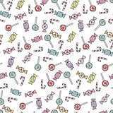 Sweets seamles pattern