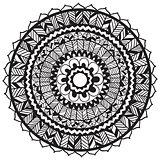 Vector Circle Mandala