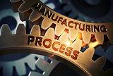 Manufacturing Process. 3D.