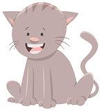cat or kitten cartoon character