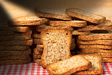 Rusks of Wholemeal Flour