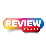 Review Star button