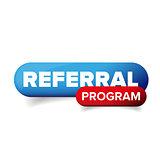 Referral program button