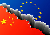 Europe China Deep Crack