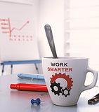 Smart Work Concept