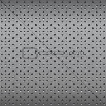 Grill metal background, seamless