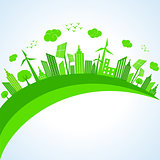 ecology concept- save nature