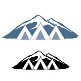 Logos of wigwams