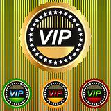 VIP shiny emblem.