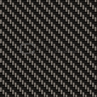 diagonal carbon fiber weave