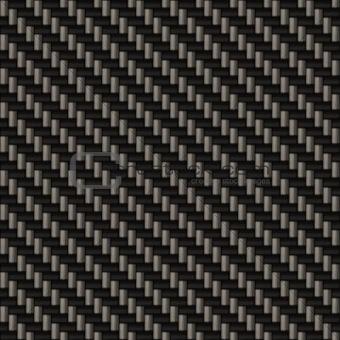 diagonal carbon fiber weave