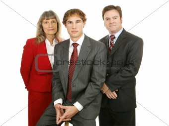 Competent Business Team