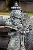 Balinese stone statue