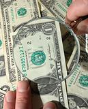 Examination Of The Dollar Bill