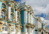 Catherine's Palace, Saint Petersburg, Russia