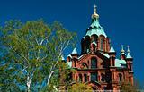 Uspenskin Katedraali, Helsinki, Finland.