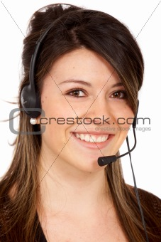 customer support - headset