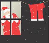 Santa clause,