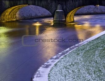 Bridge in Stockholm