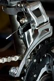 MTB front derailleur