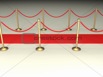 Velvet Ropes and Red Carpet