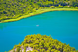 View of Krka river national park