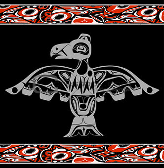 totem bird indigenous