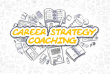 Career Strategy Coaching - Business Concept.
