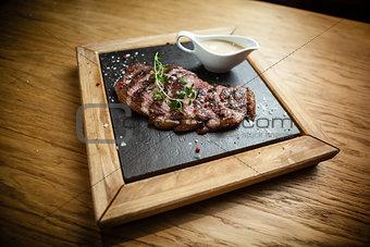 Sliced steak Picanya