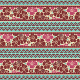 Vector seamless surf pattern